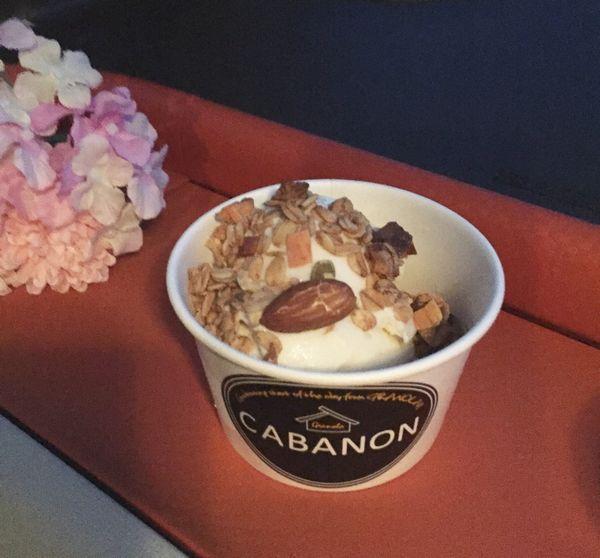 CABANON(キャバノン)のアイス